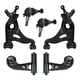 1ASFK01649-Mercedes Benz Suspension Kit