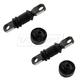 1ASFK01685-Control Arm Bushing Kit Front Pair