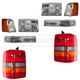 1ALHT00005-1997-98 Jeep Grand Cherokee Headlight  Corner Light  Parking Light and Tail Light Kit