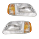1ALHT00023-Ford Headlight and Corner Light Kit