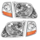 1ALHT00027-Ford Headlight and Corner Light Kit