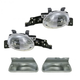 1ALHT00044-1995-99 Dodge Neon Plymouth Neon Headlight and Parking Light Kit