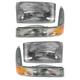 1ABFS02468-2001-07 Brake Pads  Nakamoto MD857  MD858