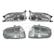 1ALHT00033-1992-94 Toyota Camry Headlight and Corner Light Kit