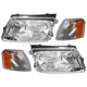 1ALHT00063-Volkswagen Passat Headlight and Corner Light Kit