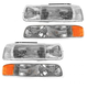1ALHT00051-Chevy Headlight and Parking Light Kit
