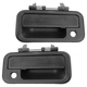 1ADHS01220-Exterior Door Handle Pair