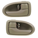 1ADHS01241-2000-06 Mazda MPV Interior Door Handle Pair