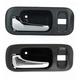1ADHS01248-Honda CR-V Odyssey Interior Door Handle Pair