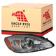 1ALHL00397-Ford Taurus Headlight Passenger Side
