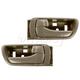 1ADHS01149-2002-06 Toyota Camry Interior Door Handle Pair