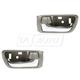 1ADHS01156-2002-06 Toyota Camry Interior Door Handle Pair