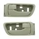 1ADHS01151-2002-06 Toyota Camry Interior Door Handle Pair