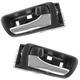1ADHS01154-2002-06 Toyota Camry Interior Door Handle Pair