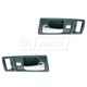 1ADHS01115-1990-93 Honda Accord Interior Door Handle Pair
