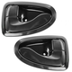1ADHS01116-2000-06 Hyundai Accent Interior Door Handle Pair