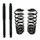 1ASSP00479-Air Suspension to Coil Spring Conversion Kit Rear