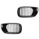 1ABGP00006-2002-05 BMW Grille Pair Chrome & Black