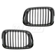 1ABGP00009-BMW Grille Pair Chrome & Black