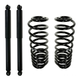 1ASSP00480-Air Suspension to Coil Spring Conversion Kit Rear