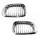 1ABGP00011-BMW Grille Pair All Chrome