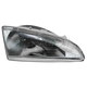 1ALHL00446-1993-94 Dodge Intrepid Headlight Passenger Side