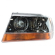 1ALHL00415-Jeep Grand Cherokee Headlight Driver Side
