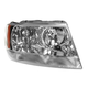 1ALHL00414-1999-04 Jeep Grand Cherokee Headlight Passenger Side