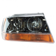 1ALHL00416-Jeep Grand Cherokee Headlight Passenger Side