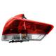 1ALTL01836-2013-16 Toyota Venza Tail Light Passenger Side
