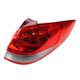 1ALTL01879-2012-16 Hyundai Veloster Tail Light Passenger Side