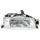 1ALHL00491-1988-92 Toyota Corolla Headlight Passenger Side