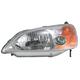 1ALHL00479-2001-03 Honda Civic Headlight