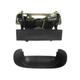 1ADHS01075-Dodge Tailgate Handle & Bezel Set