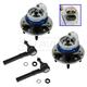 1AHTF00001-Wheel Hub & Outer Tie Rod