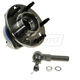 1AHTF00006-Wheel Hub & Outer Tie Rod Front