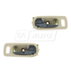 1ADHS01037-2005-09 Buick Allure LaCrosse Interior Door Handle Pair