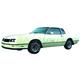 1AXDC00009-1983-84 Chevy Monte Carlo Decal & Stripe Kit