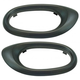 1ADHS01452-2002-04 Oldsmobile Bravada Interior Door Handle Bezel Rear Pair