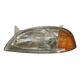 1ALHL00546-1995-97 Geo Metro Pontiac Firefly Headlight Driver Side