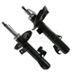 1ASSP00185-Mazda 3 5 Strut Assembly Front Pair