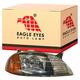 1ALHL00577-1998-01 Chevy Metro Pontiac Firefly Headlight