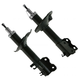 1ASSP00177-Infiniti I35 Nissan Maxima Strut Assembly Front Pair