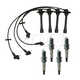 1AETK00030-1992-95 Toyota Paseo Spark Plugs & Ignition Wires Kit