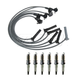 1AETK00036-2007-10 Spark Plugs & Ignition Wires Kit