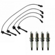 1AETK00020-Spark Plugs & Ignition Wires Kit