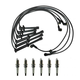 1AETK00028-1993-95 Mazda 626 MX-6 Spark Plugs & Ignition Wires Kit