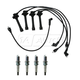 1AETK00027-1993-97 Ford Probe Spark Plugs & Ignition Wires Kit