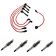 1AETK00010-Spark Plugs & Ignition Wires Kit