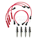 1AETK00016-1984-92 Toyota 4Runner Pickup Spark Plugs & Ignition Wires Kit